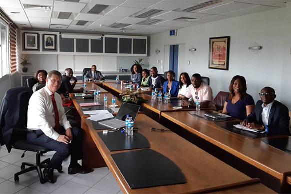 ReconAfrica Technical Assistance Meeting, Windhoek
