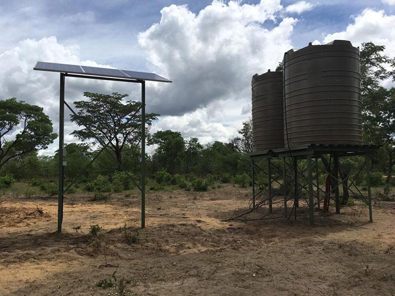 ReconAfrica Water Well 1
