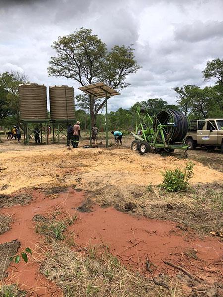 ReconAfrica Water Well 2