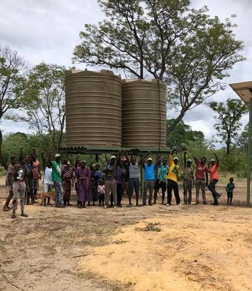ReconAfrica Water Well 4